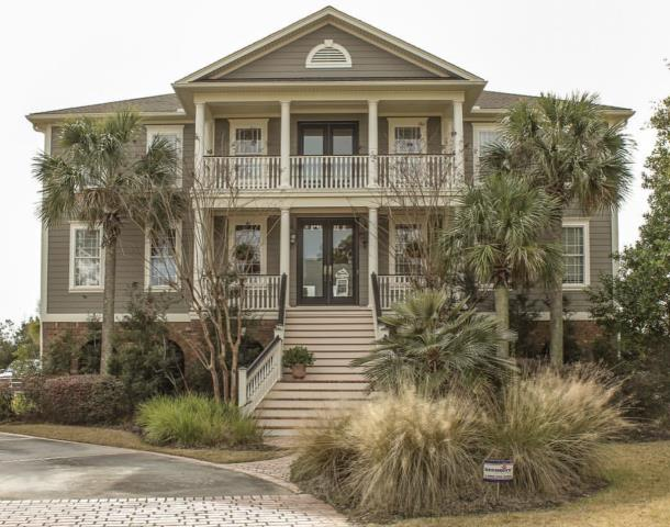 Mount Pleasant, SC - Rhino Shield Ceramic Coating was applied to the exterior Hardie Plank and wood trim areas on this gorgeous Mt Pleasant home.