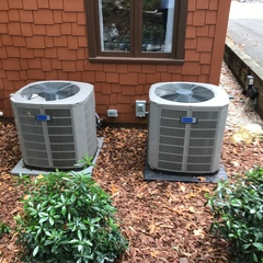 Waxhaw, NC - Provided Bi-Annual Maintenance on an American Standard for residential customer in the Waxhaw, N.C. community.