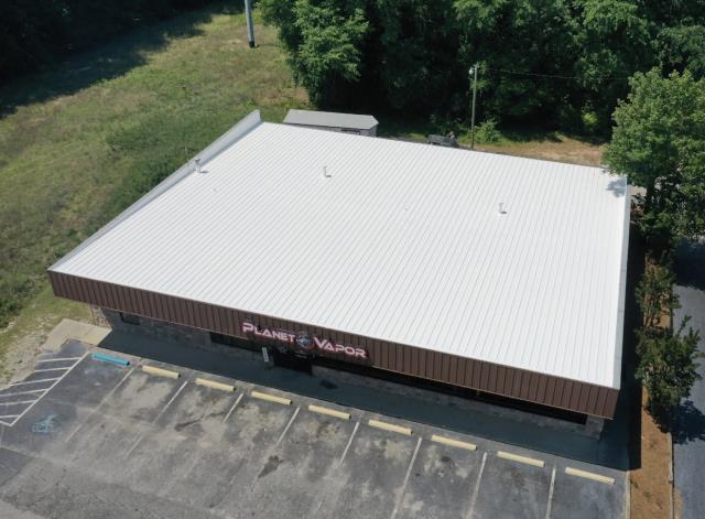 Lexington, SC - Metal Roof Coating