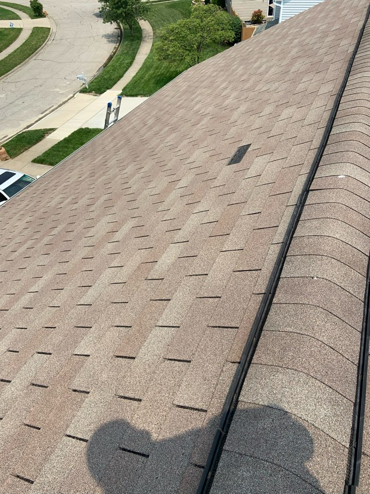 Westerville, OH - New shingle roof estimate