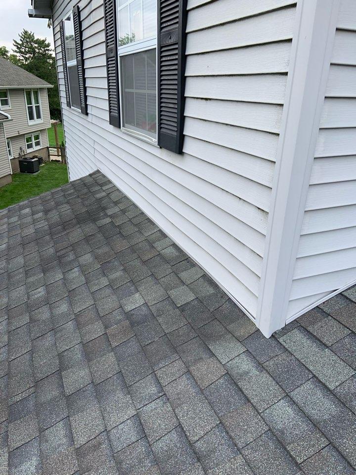 Hilliard, OH - New roof estimate