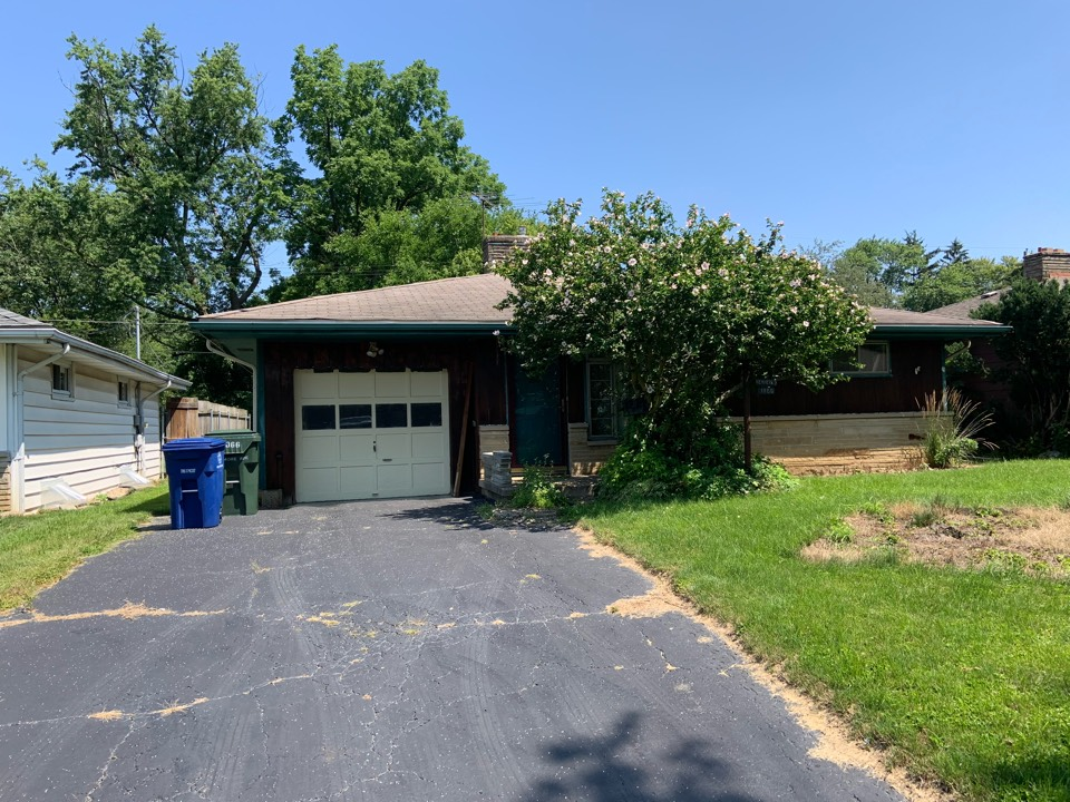 Columbus, OH - Estimate for a new shingle roof