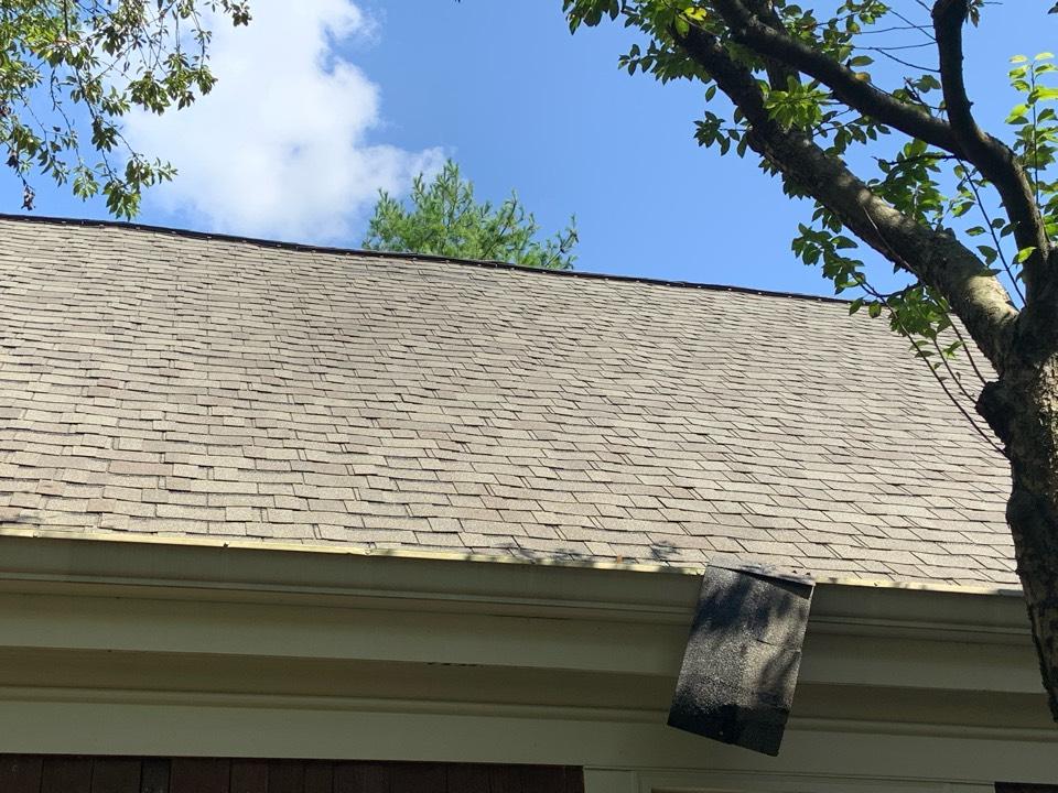 Columbus, OH - Estimate, residential shingle repair.