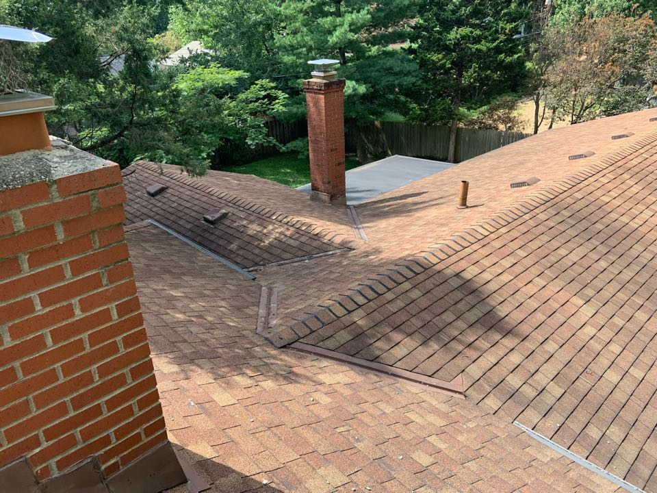 Columbus, OH - Estimate for new residential shingle roof.