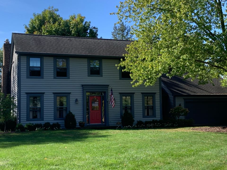 Columbus, OH - New residential shingle roof estimate