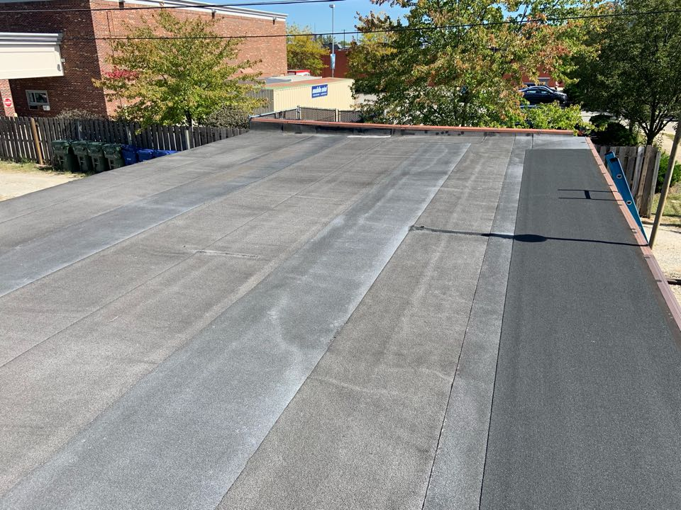 Columbus, OH - Estimate for new EPDM rubber roof