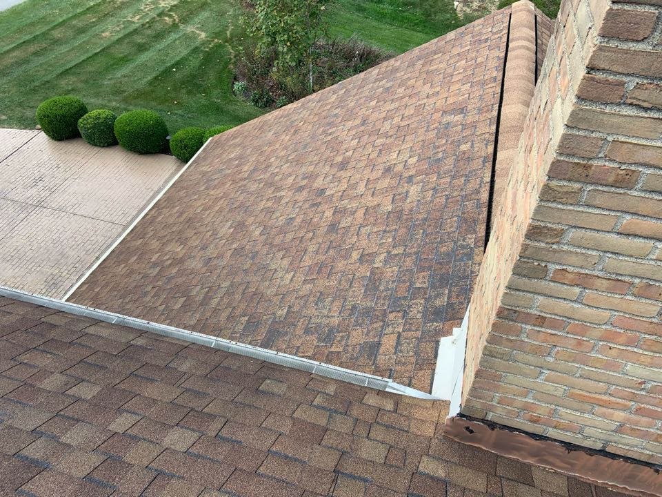 Lewis Center, OH - Estimate for new residential shingle roof