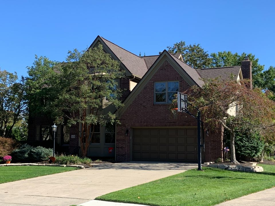 Hilliard, OH - New Owens Corning Duration roof installed with the Owens Corning Preferred Warranty….
