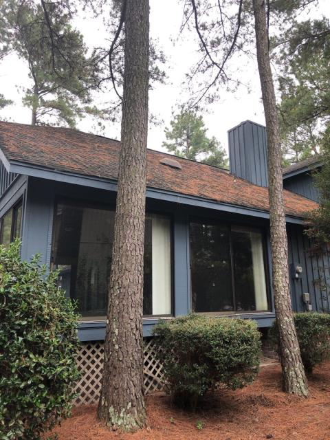 Seven Lakes, NC - Wr are doing some repairs to his house in West End, NC