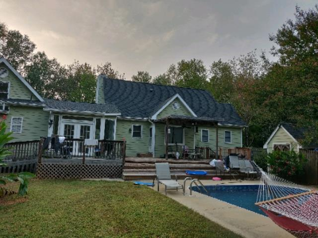 Garner, NC - We replaced the roof on this house