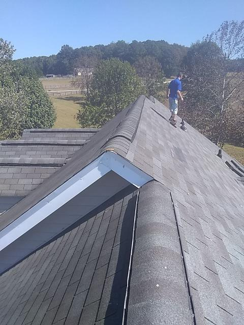 Hillsborough, NC - We are performing an inspection to this house for a new roof