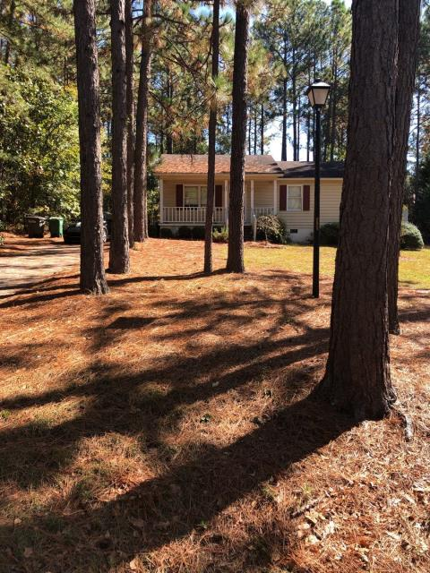 Pinehurst, NC - We are performing an inspection to this house in Pinehurst, NC