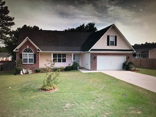 Raeford, NC - We did an inspection on this house