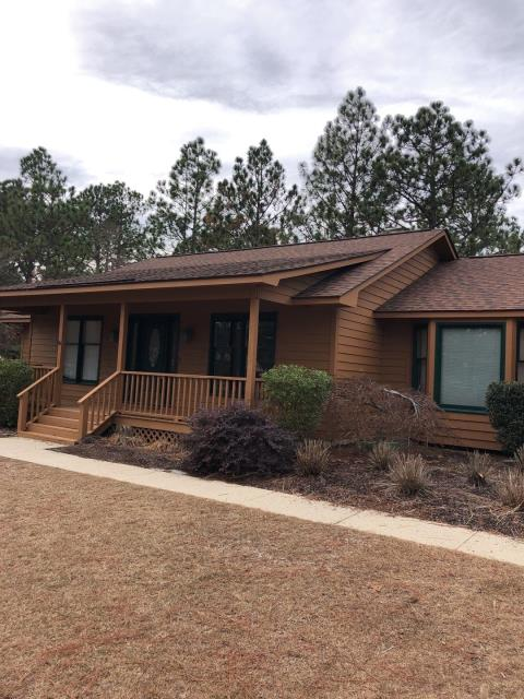 Southern Pines, NC - We are inspecting this house  to install a new roof in Southern Pines, NC
