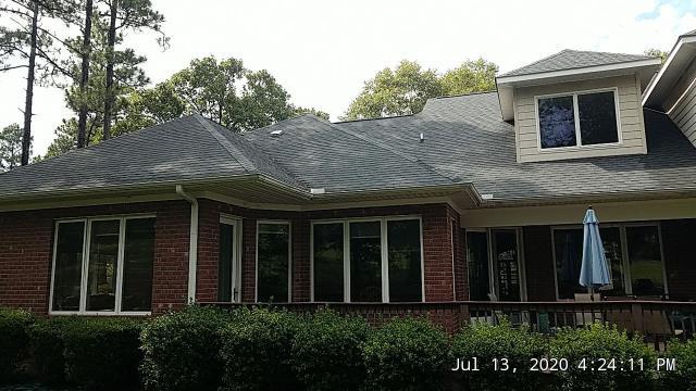 Pinehurst, NC - We are repairing the roof on this house in Pinehurst, NC