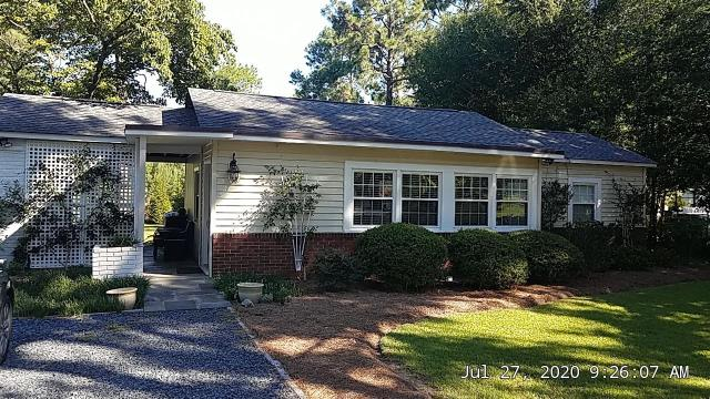 Southern Pines, NC - We are inspecting this house in Southern Pines, NC