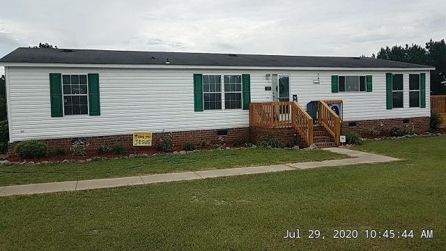 Aberdeen, NC - We are inspecting the roof on this house in Aberdeen, NC
