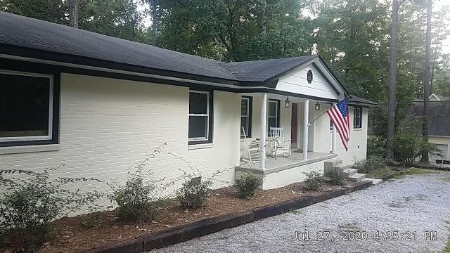 Southern Pines, NC - We are here to perform a repair to this house in Southern Pines. NC