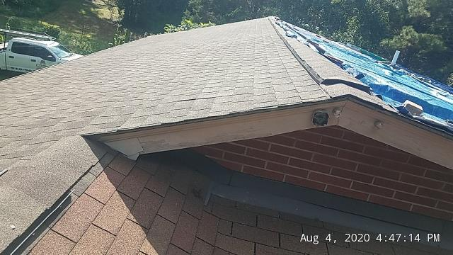 Carthage, NC - We are inspecting this roof for replacement in Carthage , NC