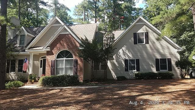 Southern Pines, NC - We are inspecting this roof for replacement in Southern Pines, NC