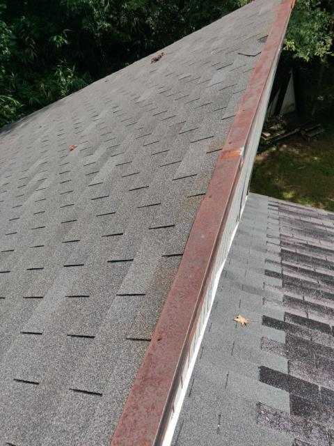 Durham, NC - We are inspecting the roof of this house in Durham, NC