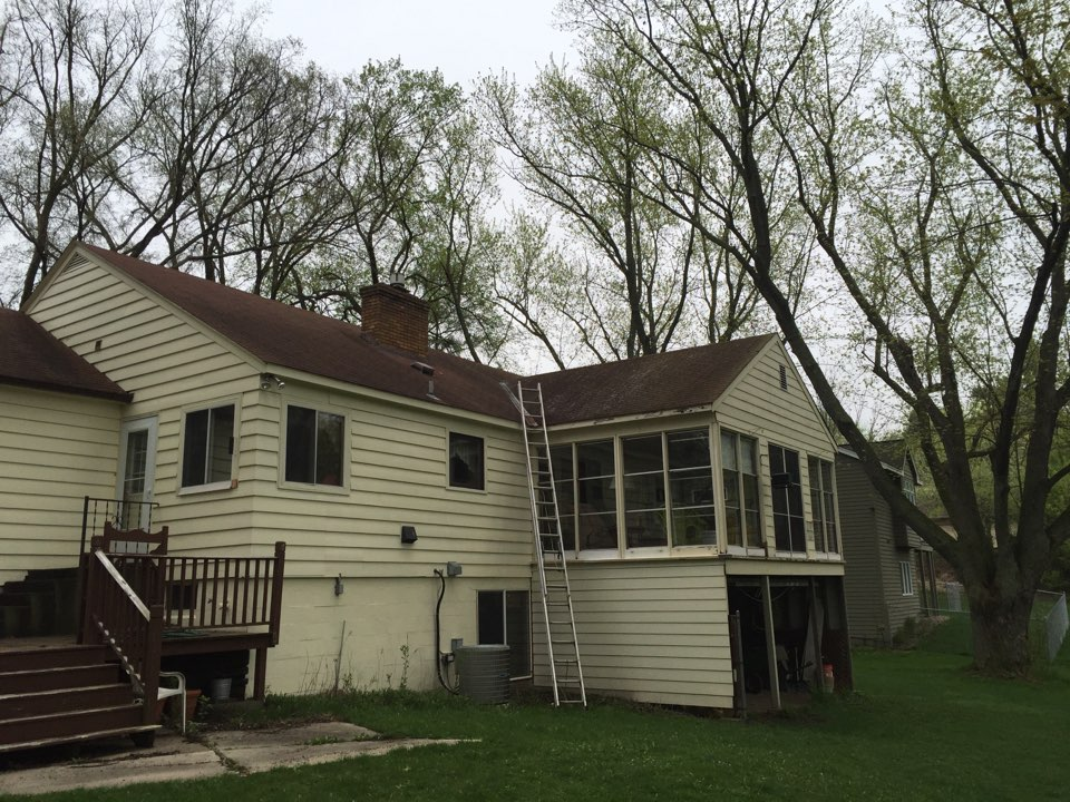 Minnetonka, MN - Another roof renovation in Minnetonka!