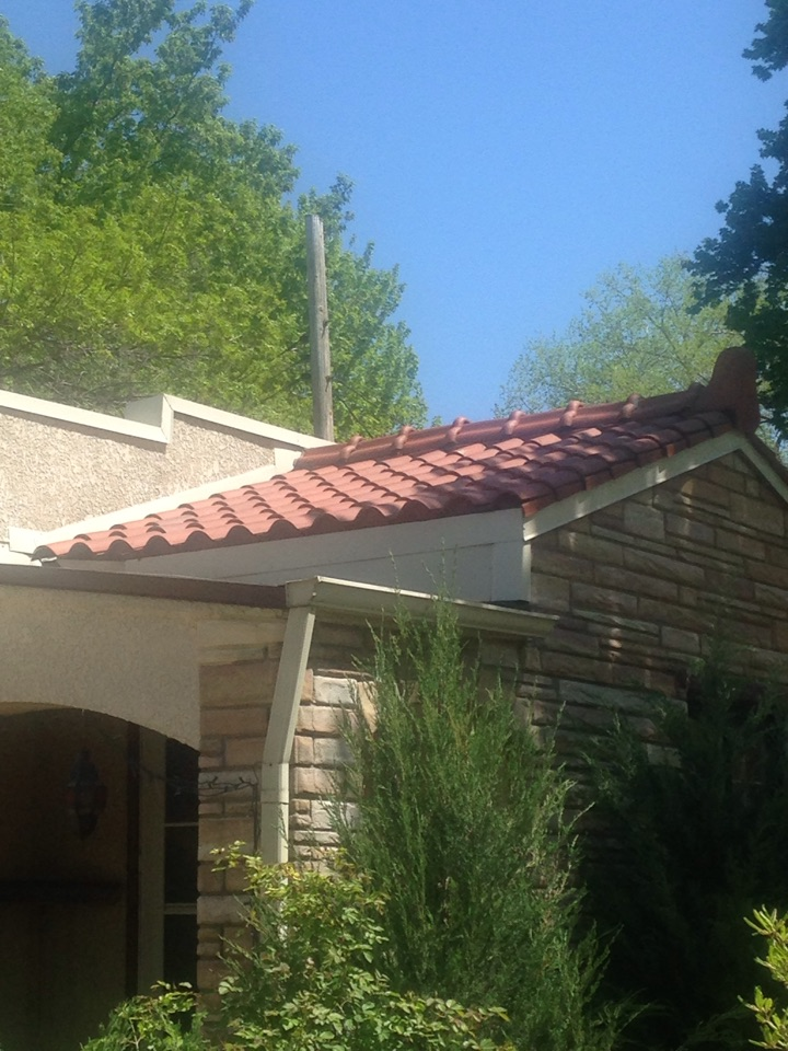 Saint Paul, MN - Installed new underlayments and flashings.