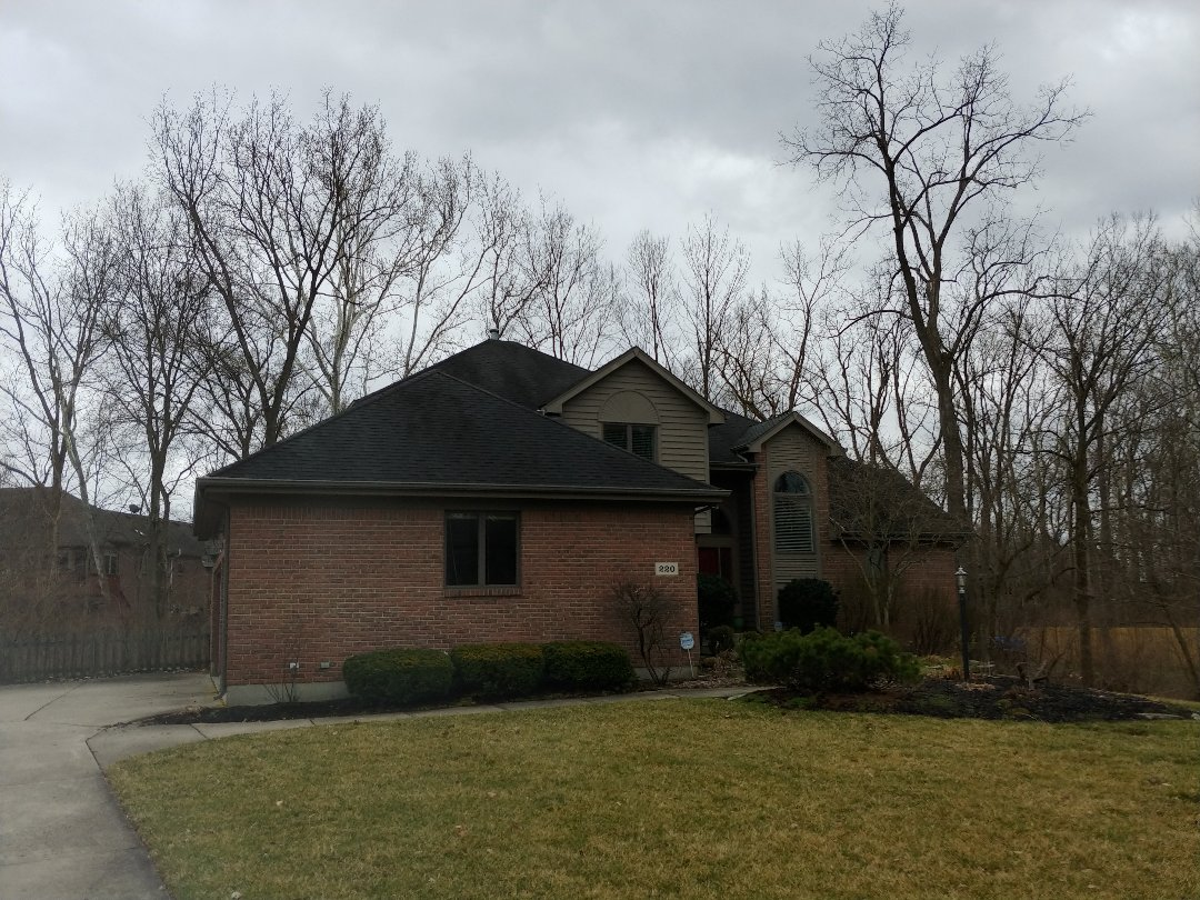 Springboro, OH - Roof replacement estimate Certainteed
