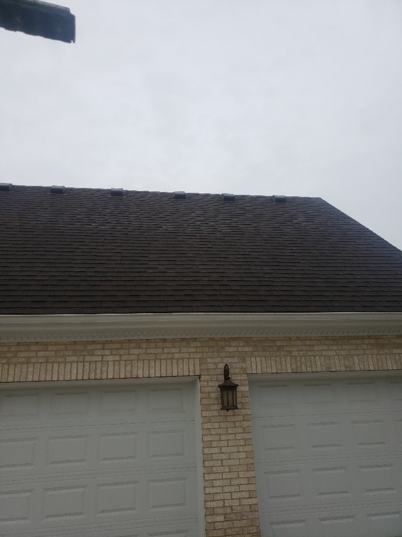 Bellbrook, OH - Repairing some shingles
