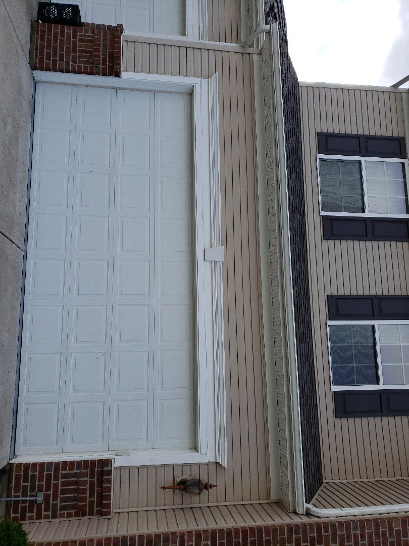 Xenia, OH - Siding replacement.