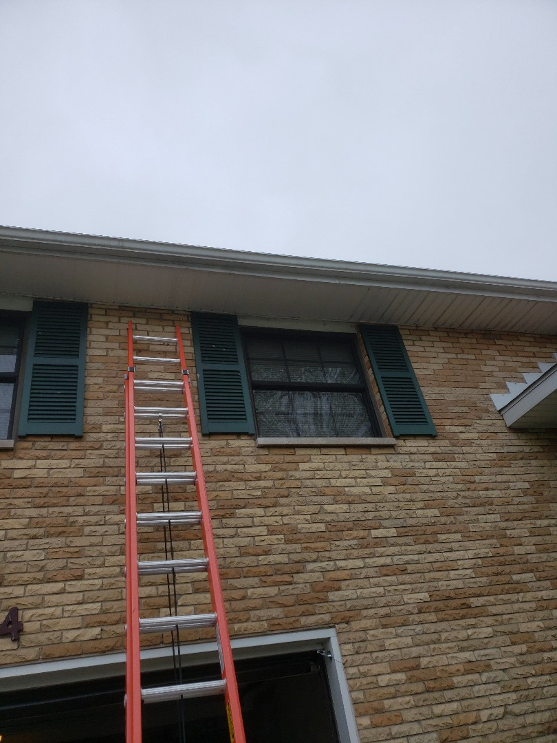 Miamisburg, OH - Fixing some fascia and soffit