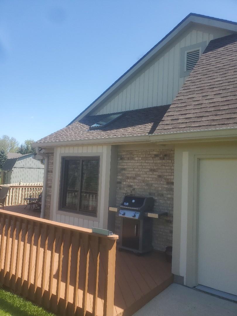 Springboro, OH - Skylight install