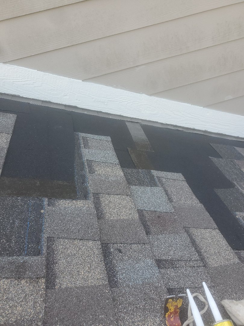 Troy, OH - Roof repair