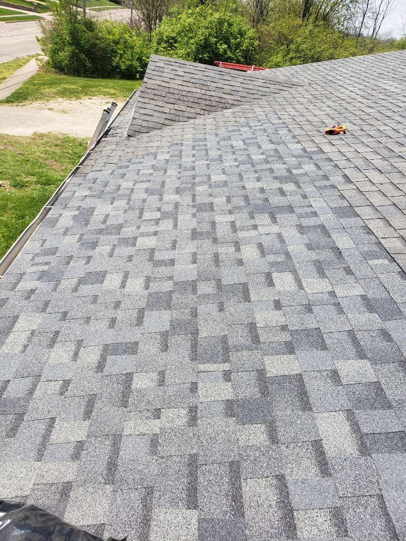 Miamisburg, OH - Shingle replacement