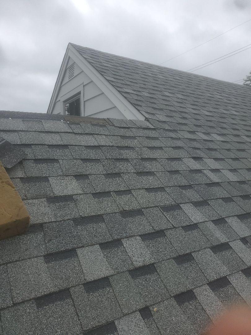 Dayton, OH - Roof repair