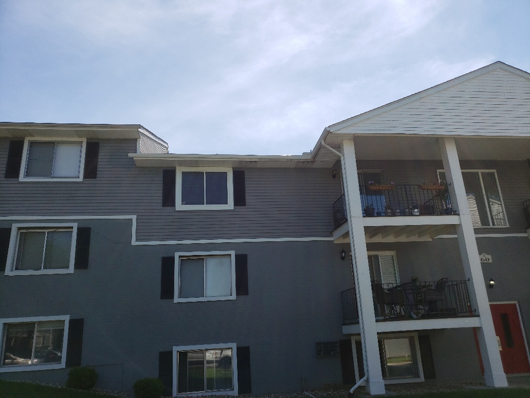 Centerville, OH - Fascia and gutter replacment