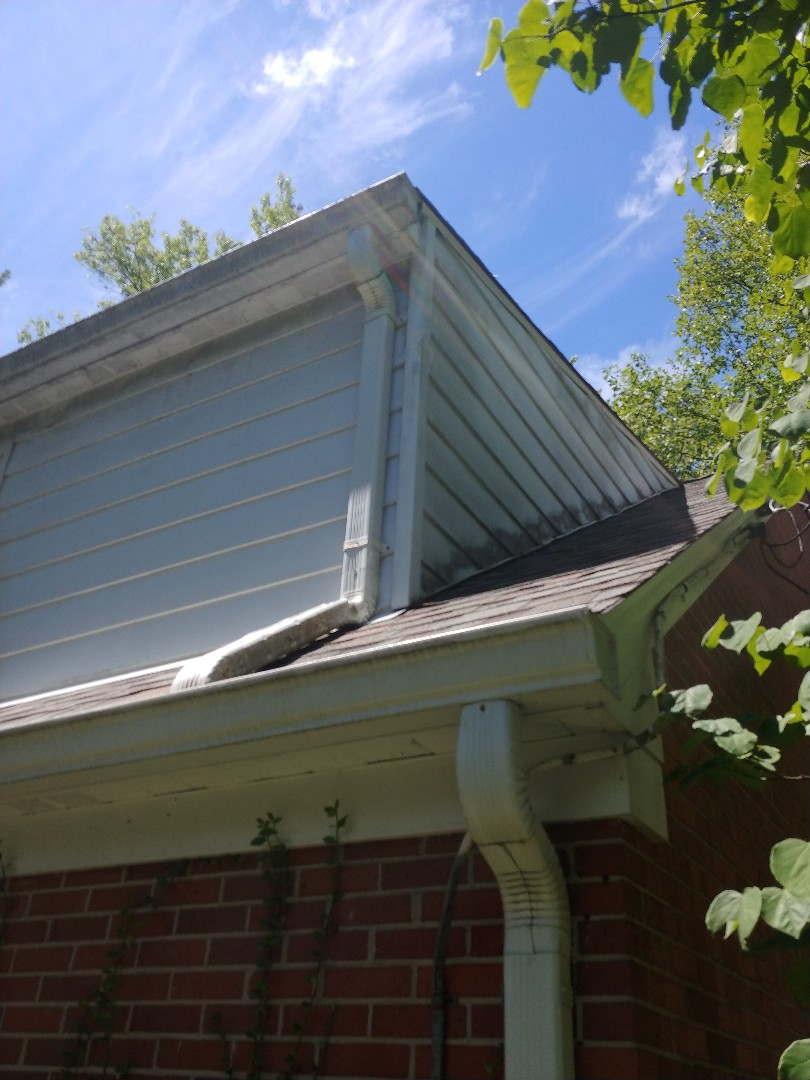 Yellow Springs, OH - Siding, storm damage, insurance claim