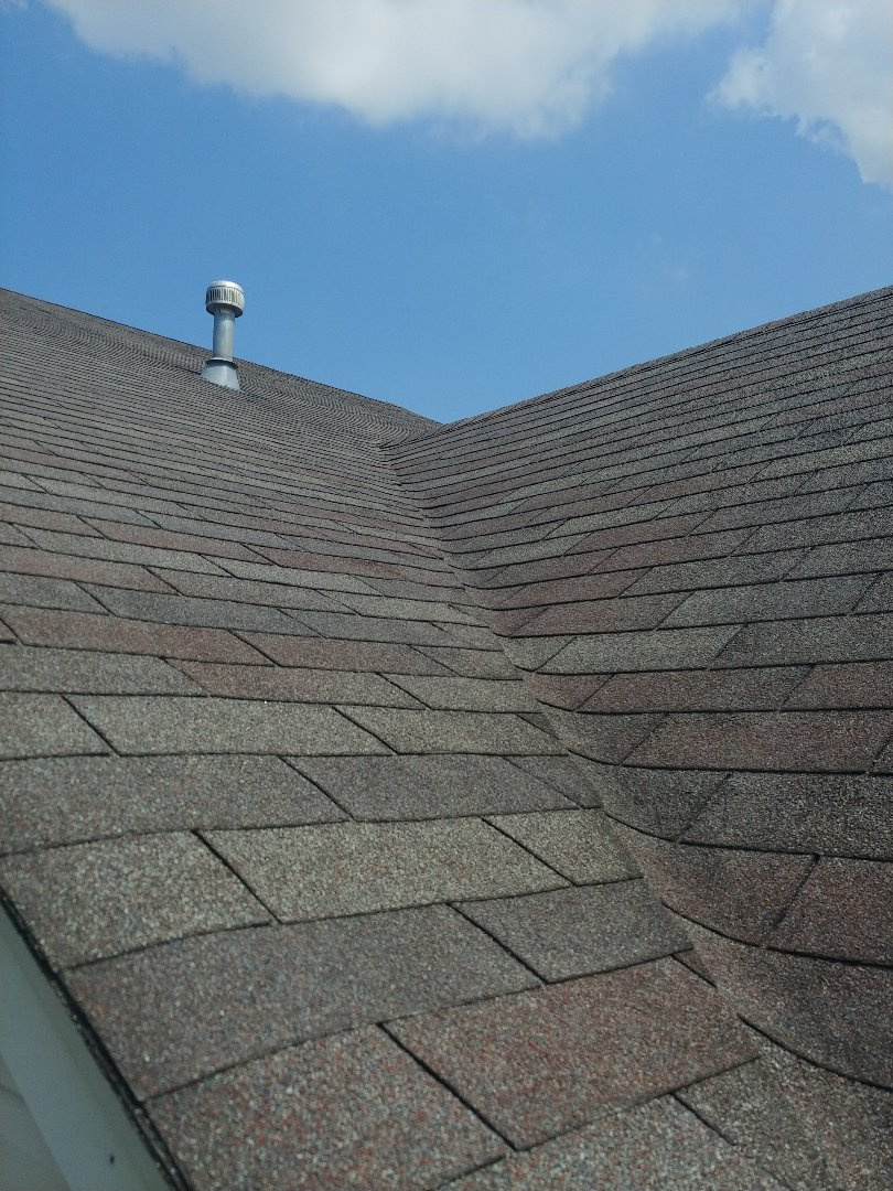Fairborn, OH - Storm damage, roof replacement, free inspection, free estimate in Fairborn, Ohio.