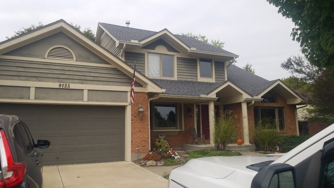 Dayton, OH - Windows, siding, gutters, and roofing in Centerville, Ohio.