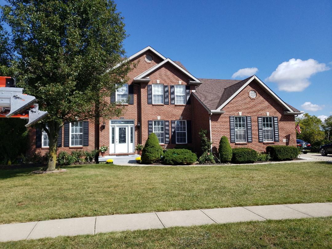 Centerville, OH - Metal Roof Replacement in Springboro Ohio