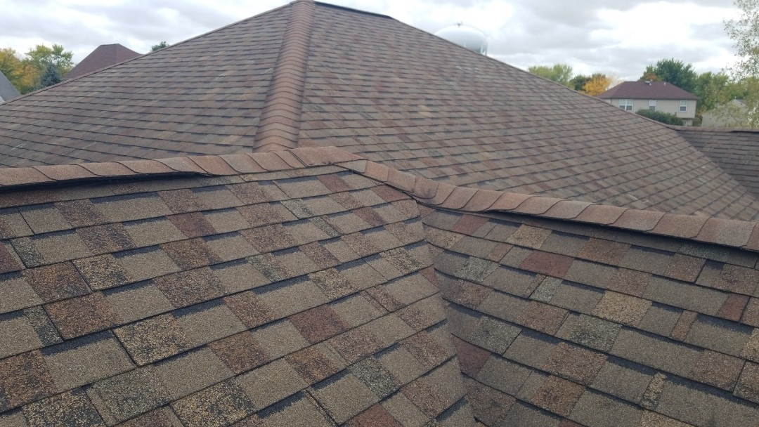 Miamisburg, OH - Certainteed Landmark shingle roof replacement in Miamisburg, OH