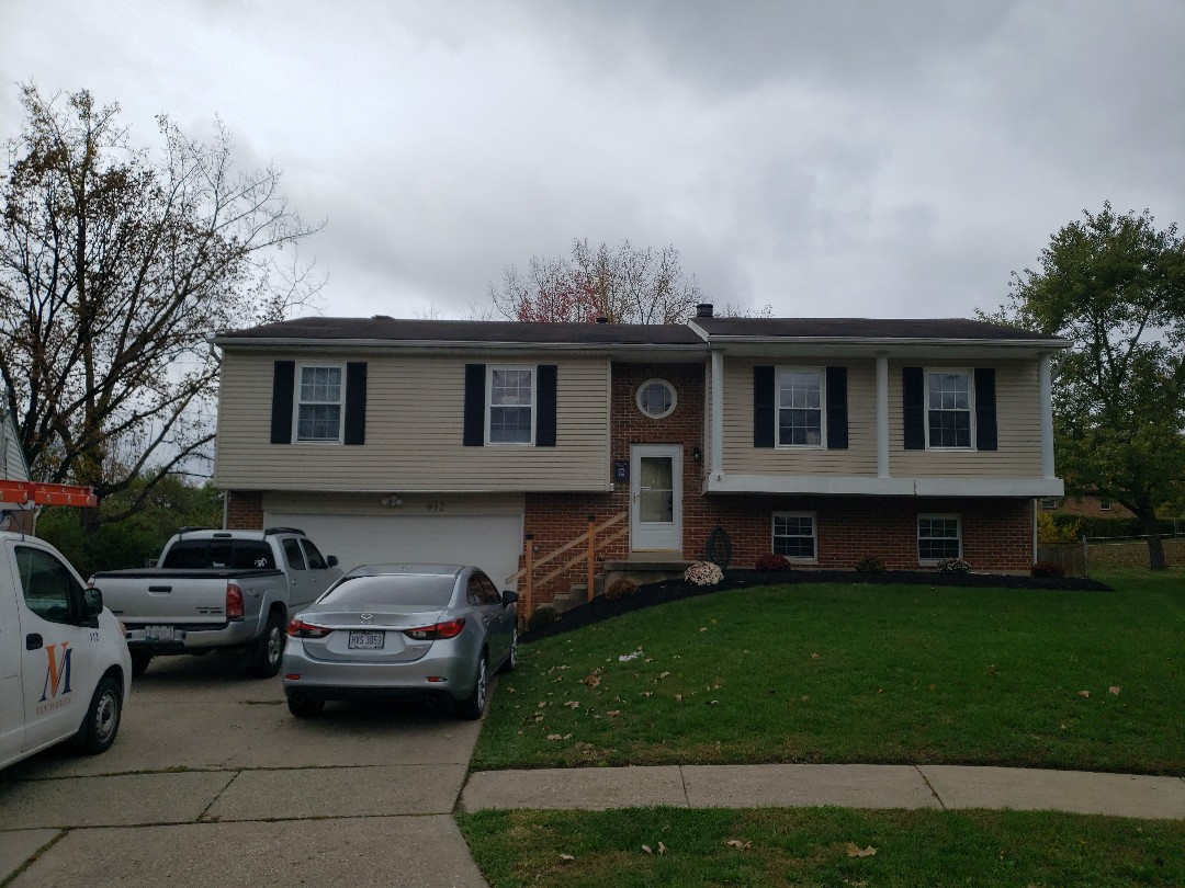 Middletown, OH - Estimate to replace asphalt roof in Middletown,OH
