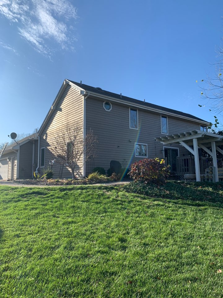 Springboro, OH - Free estimate for skylight replacement with Velux skylight in Springboro, Ohio.