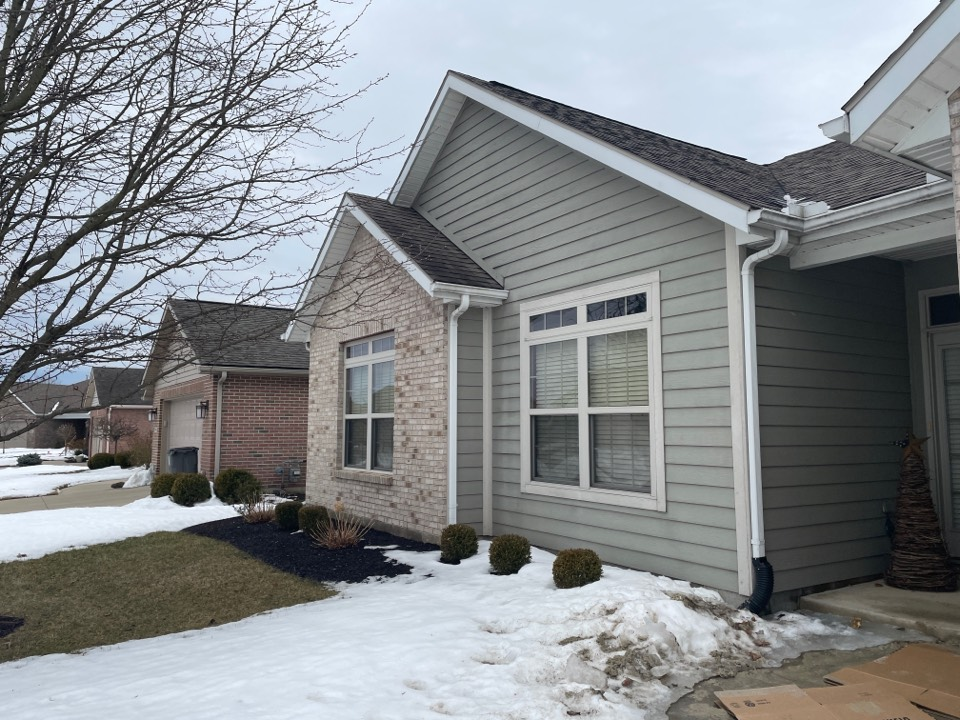 Troy, OH - Free estimate to replace leaking gutters in Troy, OH.