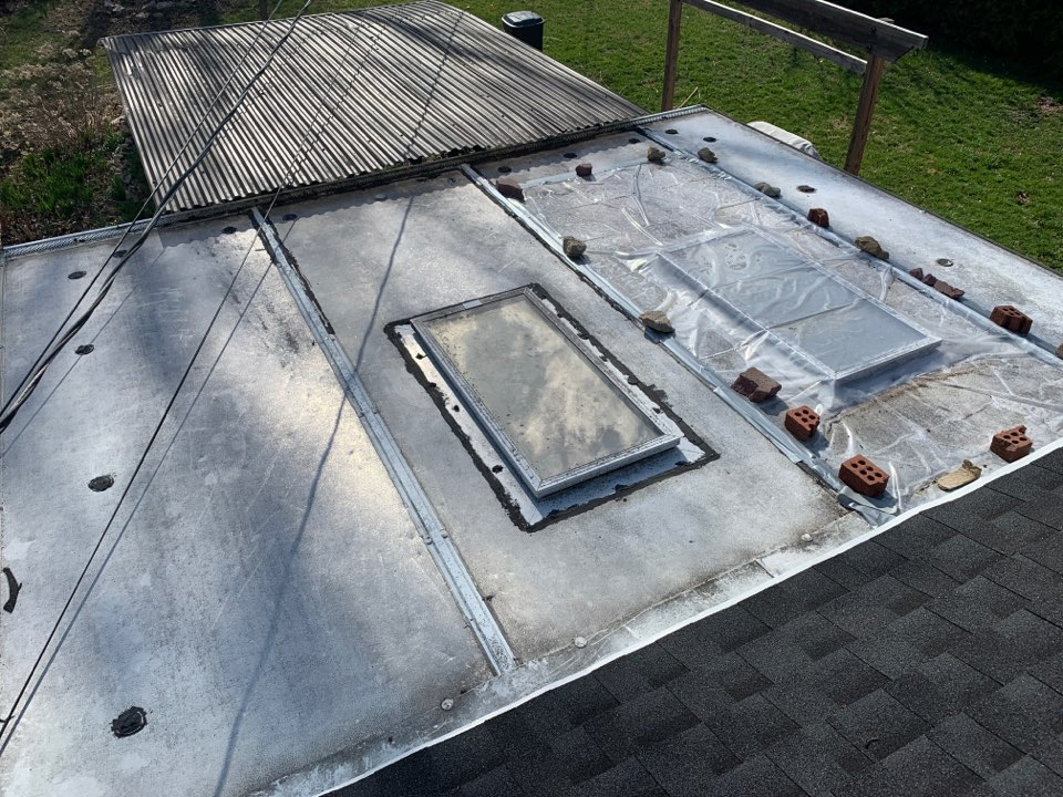 Fairborn, OH - Skylight inspection for repair or replacement