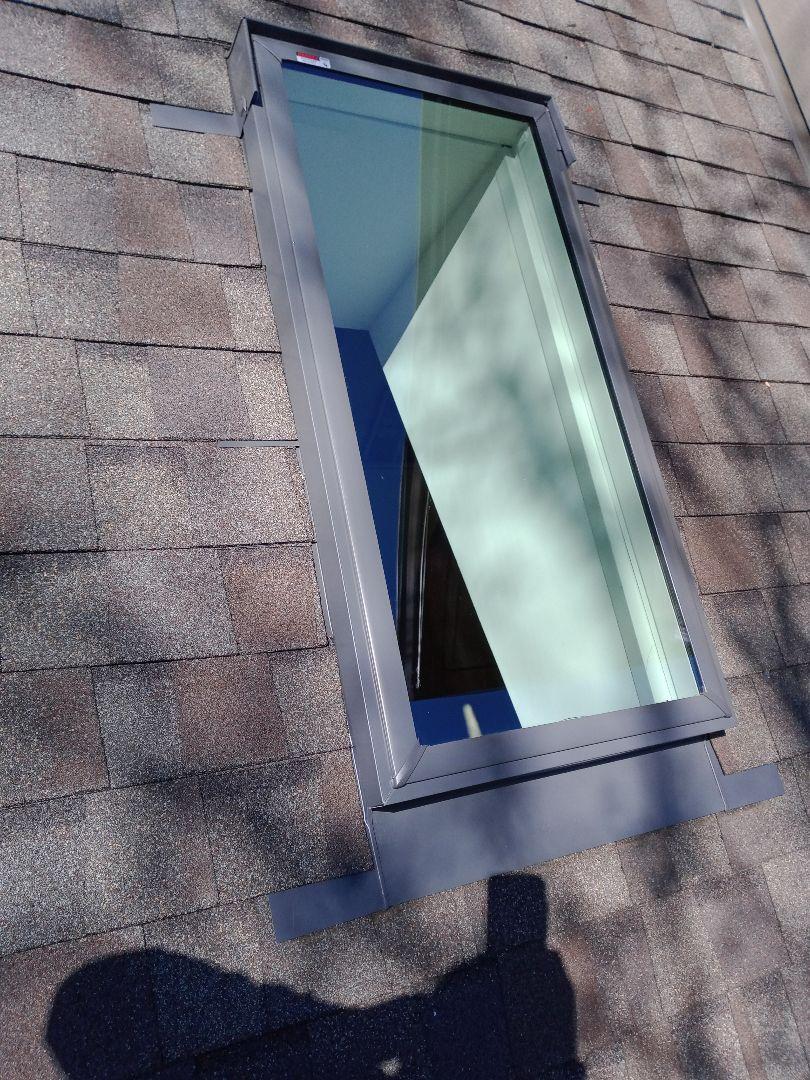 Beavercreek, OH - Replacing skylights