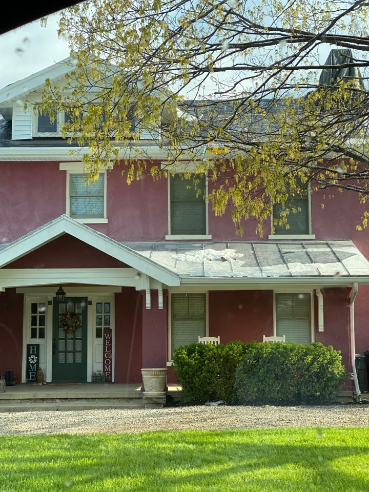 Lebanon, OH - Full roof replacement using CertainTeed Landmark shingles in Lebanon, Ohio.