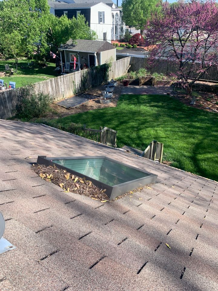 Kettering, OH - Velux skylight replacement in Kettering, Ohio.