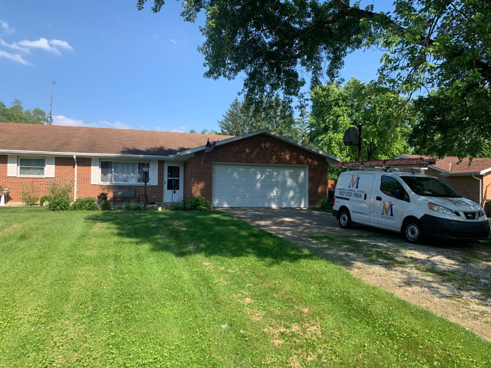 Tipp City, OH - Free shingle roof inspection in Tipp City, Ohio.
