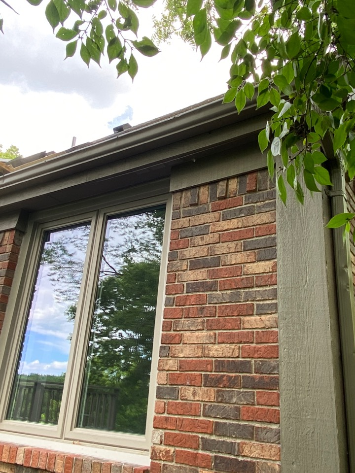 Bellbrook, OH - Skylight replacement in Bellbrook, Ohio using Velux skylights.
